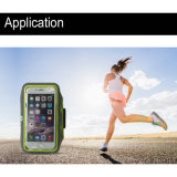 OEM Popular Waterproof Reflective Stretch Armband with Touch Screen