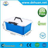Portable Storage Box for Car & Houseware Using