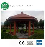 New Generation Wood Plastic Composite Pavilion