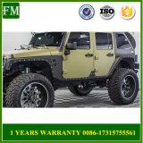 Wrangler Rubicon 07-up Jku Sema Steel Armor Fenders for Jeep