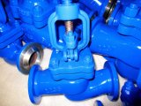 DIN Bw Ends Bellows Globe Valve for Thermo Oil System