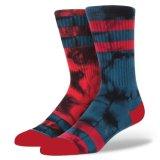 Fashion Colorful Warm Hemp Knitting Christmas Funny Patterned Cotton Socks