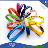 Factory Price High Quality Silicone Wristband Men′s Bracelet