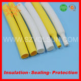 105 Degree Environment Friendly Transparent Wire Insulation Heat Shrink Tubing