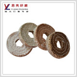 Metal and Stainless Steels Surface Polishing Cloth Sisal Brush
