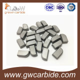Tungsten Carbide Brazed Tips Grade P20/Yg6/Yt5