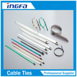 Self Locking Cable Tie for Industrial and Underground Application