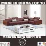Modern Design Leather Sofa Germany Style Furniture