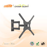 LCD Wall Mount Cold Rolled Steel LCD TV Mount LCD Wall Mount Bracket Tvs Without Arm Plastic Covers (CT-LCD-TM601CE)