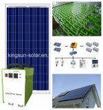 300W Grid-Connected Solar Panel/Solar Energy System for Home