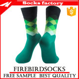 OEM Hot Sale Colorful Cotton Soft Socks for Promotion and Custom