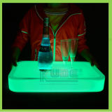 LED Glowing Rectangular Tray LED Tray for Bar