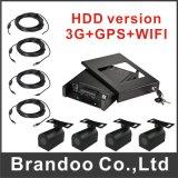3G/4G HD 1080P Car Mobile DVR GPS Tracking WiFi