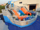 Multifuction Inflatable Sport Combo with Trampoline for Sale