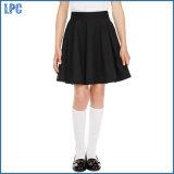 School Skirts Girls′ Skater Skirt with Triple Action