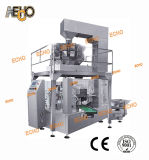 Puffed Food Rotary Preamde Pouch Filling Machine Mr8-200g