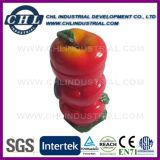 Promotional Apple Shape Custom Toothpick Holder with En71 Certification