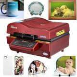 Full Color Printing 3D Vacuum Sublimation Heat Press Machine