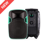 Supplier 12 Inches PA System Speaker Box with Projector