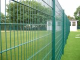 Double Wire Fence with Powder Coating