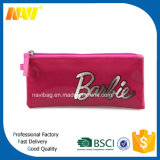 PVC Shiny Leather Cosmetic Bag with Glitter Gold Printing