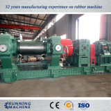 Rubber Mixing Mill Machine with Hard Tooth Surface Reducer