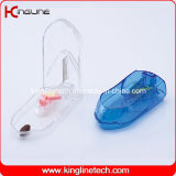 Plastic Pill Box with 1-Cases (KL-9010)