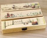 Wholesale Pure Children Wooden Pencil Cases