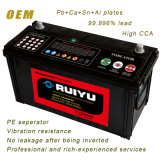 12V Sealed Maintenance Free Lead Acid Car Battery (32ah 36ah 40ah 45ah 50ah 55ah 60ah 70ah 75ah 80ah 90ah 100ah 120ah 135ah 150ah 165ah 170ah 180ah 200ah 220ah)