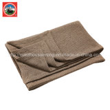 Yak Wool Pieapple Blanket/Cashmere / Camel Wool Fabric/Textile/Bedding/Bed Sheet