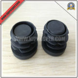 Steel Plastic Chair Fittings Round PE Caps (YZF-C405)