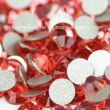 10 Gross Bag Ss20 Lt Siam Flat Back Glass Rhinestone Foiled Back Crystal Bead