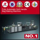 Fully Automatic Loop Handle Bag Making Machine