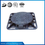 OEM Ductile Iron/Sand Casting Septic Tank Manhole Cover
