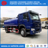 Sinotruck HOWO 15tons Water Sprinkling Truck 15000L Water Tank Truck
