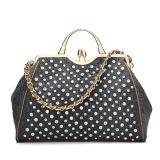Luxury Style Rhinestone Lady Tote Bag (MBNO040034)