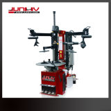 Automatic Tilting Post Tire Changer with Two Help Arms