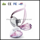 Heart Shape Jewelry USB Flash Memory (JE-002)