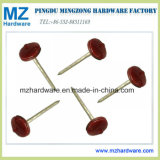 Bwg9 2.5′′ Twisted Shank Red Umbrella Head Roofing Nail