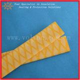 RoHS 30mm Yellow Nonslip Heat Shrink Tube (TZRS-HW (2X))
