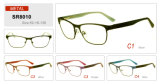 High Quality Wholesale Stock Eyewear Eyeglass Optical Metal Frame Sr8010