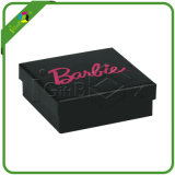 Black Gift Box with Lid