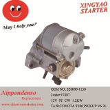 Pickup Used Motor Starter Exporter for Toyota T100 (17487)