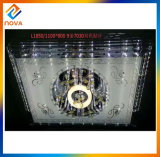 Factory Price LED Fancy Crystal Ceiling Lamp for Bedbroom Light