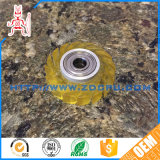 OEM Design Small Size PU Gear Wheel with Centre Bearing