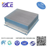 Metal Stamping Sheet Metal Forming Aluminum Heat Sink