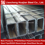 Ce Certification and Galvanized Surface Rectangular Steel Tube in Sizes