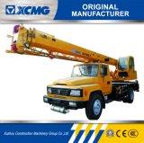 XCMG 8ton Hydraulic Small Truck Crane Qy8b. 5 Truck Crane