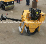Single Drum Walk Behind Road Roller Compactor for Sale (FYL-600C)