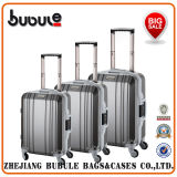 Travel Bag on Wheels Advanced Plastic Frame Trolley Luggage PC Luggage The Box Universal Wheels Men and Women Bags